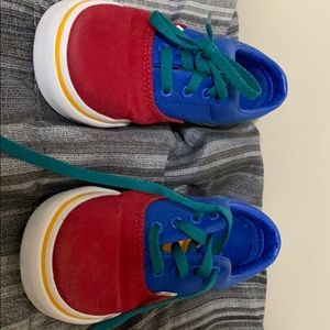 Vans toddler size 9
